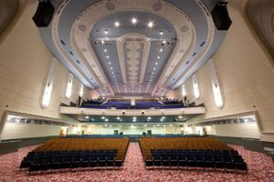 Amsons Audio_Dominion theatre 5