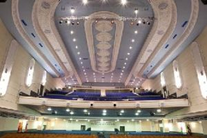 Amsons Audio_Dominion theatre 7